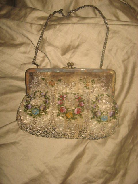 from Jayvion dating vintage beaded purses