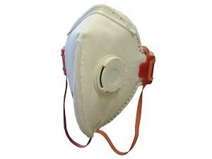 Ebola Virus FFP3 Face Masks Valve Respirators 10 Pack are CE certified and the highest graded Valved FFP3 face masks available in Europe, and the Ebola Virus FFP3 Face Mask Valve Respirators are a standard size to fit all faces, including larger sizes.