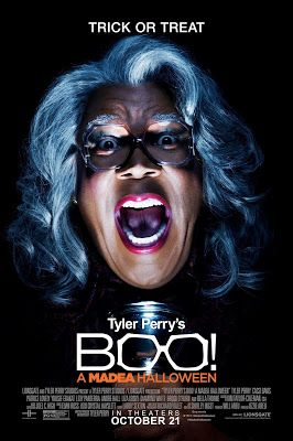 sandwichjohnfilms: Win ROE Passes To See TYLER PERRY'S BOO! A MADEA HALLOWEEN In Phoenix