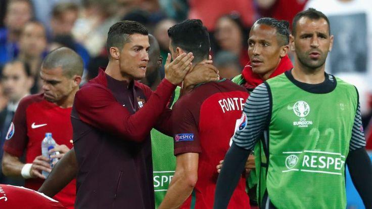 UEFA EURO 2016 | EM-Finale: Portugal gegen Frankreich - Fussball - Bild.de