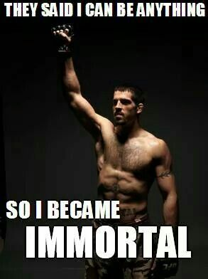 Immortal Matt Brown MMA Fighter : if you love #MMA, you will love the funny & outrageous #MixedMartialArts and #UFC inspired gear