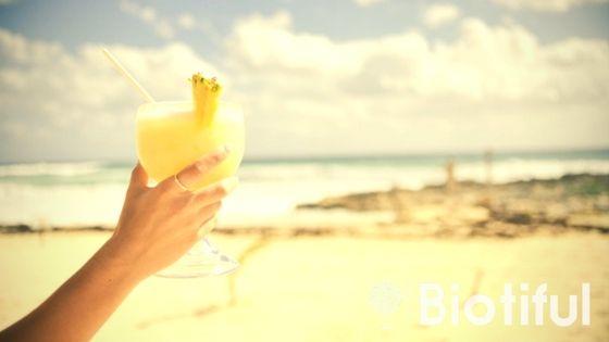 La protezione solare da bere
