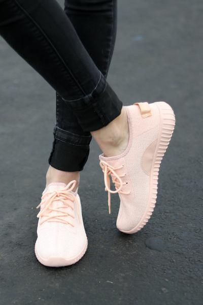 Static Sneakers - Light Pink [ships 1/3]