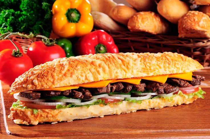 Sandwich de cordero   – quinoa recetas