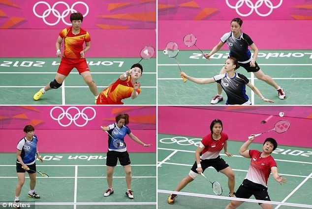 Sports in Indonesia (Pictured: Badminton)