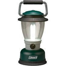 Shop for Safety & Security . Light up your campsite with instant, long-lasting illumination with the Coleman rugged battery-powered lantern. The family-size lantern boasts a 13-watt fluorescent twin U-tube bulb that delivers a bright white light, along with a heavy-duty thermoplastic and rubber housing that holds up to heavy use.   Name : Coleman Lantern 8d Rugged C002- 2000000866
