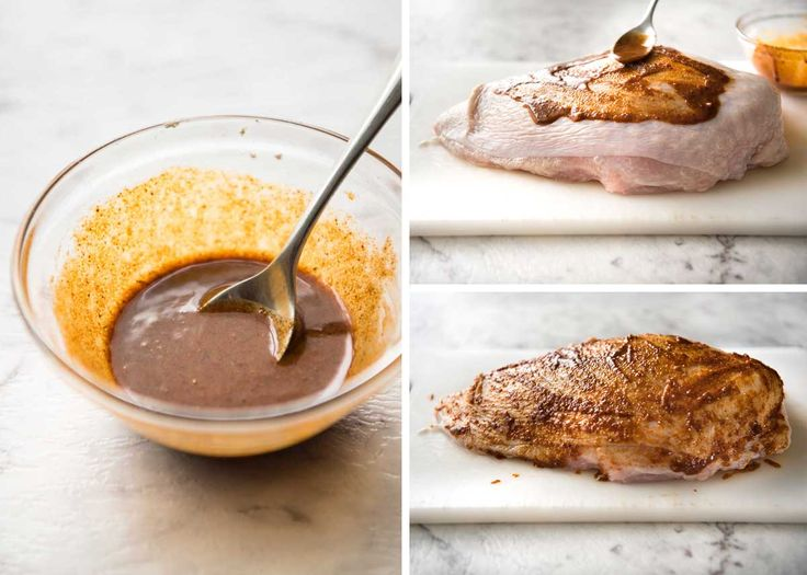 how to cook a moist turkey breast in oven