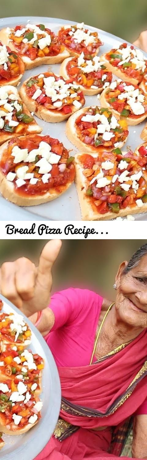 Bread Pizza Recipe | Quick and Easy Bread Pizza by My Grandmother || Myna Street Food... Tags: how to make bread pizza, bread pizza recipe, bread pizza in hindi, bread gulabjamun recipe, instant pizza recipe, pizza recipe for kids, quick pizza recipe, easy pizza recipe, Italian pizza recipe, cheese burst pizza recipe, pizza recipe, veg pizza recipe, how to make bread pizza on tawa, pan pizza recipe, pizza without oven, easy bread pizza, quick bread pizza recipe, microwave pizza recipe, bread