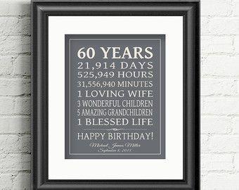 Célébrez vos proches anniversaire avec ce don spécial, à laide de vos mots. Montré ici avec les jours et heures, enfants, petits-enfants, mais
