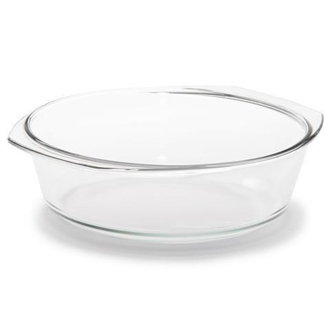 Glass Casserole Dish - 2.5 Litre | Kmart