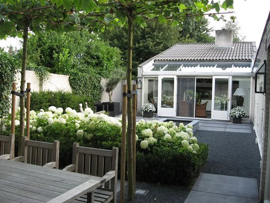 Gardens by Teus Timmer fotoboek: Patio tuin