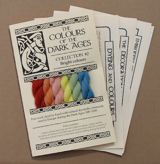 'The Colours of the Dark Ages'- Bright Colours