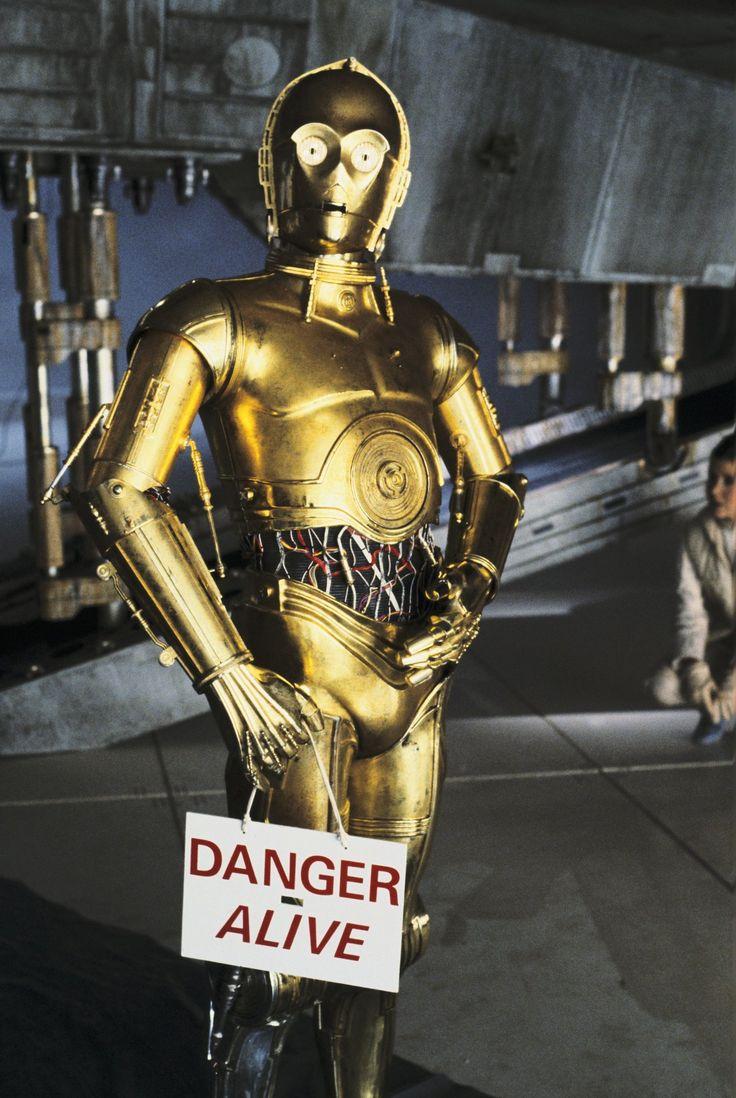I <3 C-3PO
