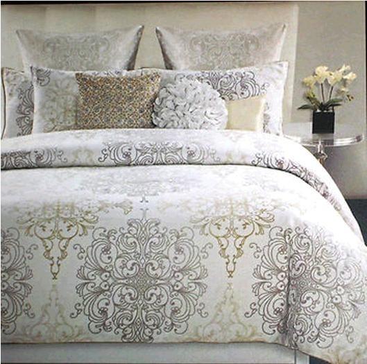 New comforter - Tahari Medallion Scroll comforter set