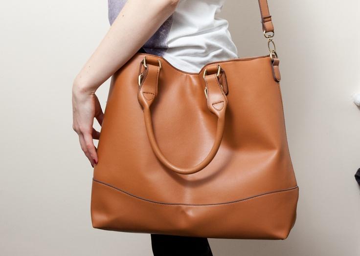 Primark Tote Bag OOTD at beautybecca.com