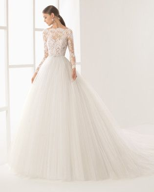 Niher - 2017 Bridal Collection. Rosa Clará.