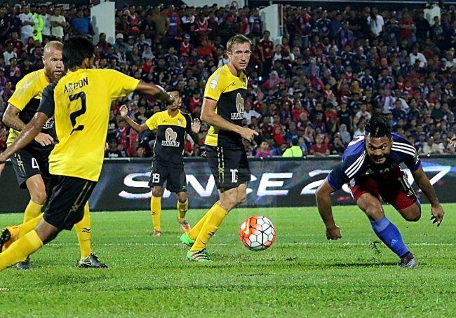 lamiafamilia (MY FAMILY): FA CUP : Selangor, Kelantan tersingkir, JDT menang...