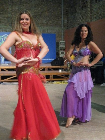 Serate all'insegna dell'#amicizia e della #danza a Spazio Aries