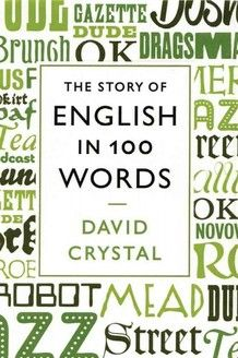 """Listening to NPR interview with linguist David Crystal on the """"vacuum cleaner"""" that is the English language."""
