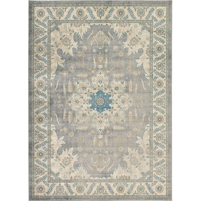 Unique Loom Salzburg Gray Area Rug Reviews