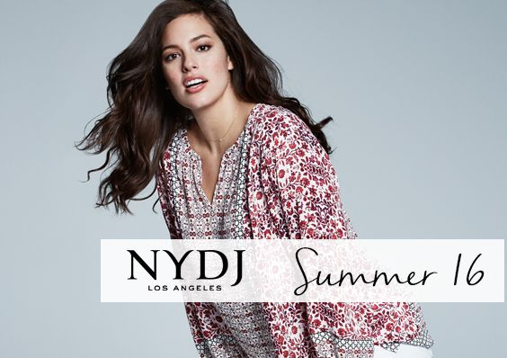 NYDJ SUMMER 2016 COLLECTION