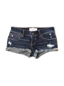 Abercrombie Kids Jean Short! Try out ThredUP! I love it! High fashion for so cheap!