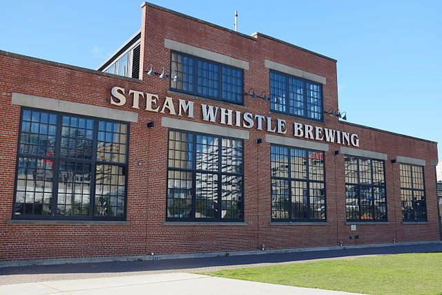 The project will create 100 new jobs in Etobicoke and expand the beer maker's offerings beyond pilsner | Steam Whistle Brewing