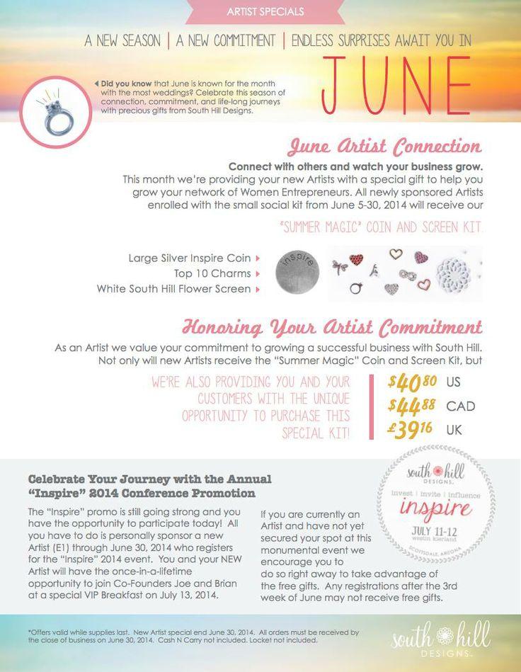 June 2014 Promo