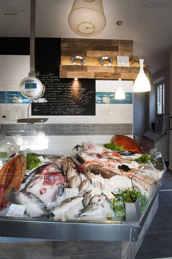Sor duilio restaurant and fish market by davide coluzzi