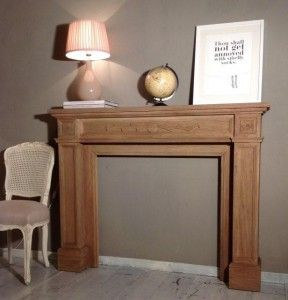 17 mejores ideas sobre chimenea falsa en pinterest - Chimeneas decorativas falsas ...