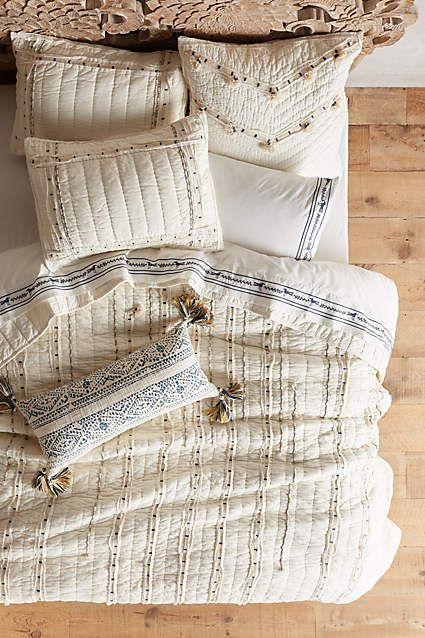 Turi Quilt - anthropologie.com