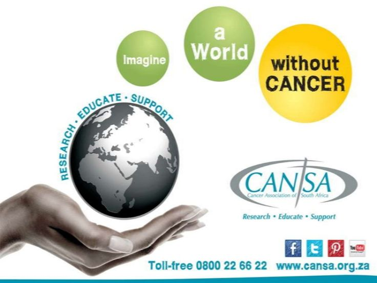 #WorldCancerDay 2014 slideshow by CANSA The Cancer Association of South Africa [via slideshare]  ~#DebunkCancerMyths