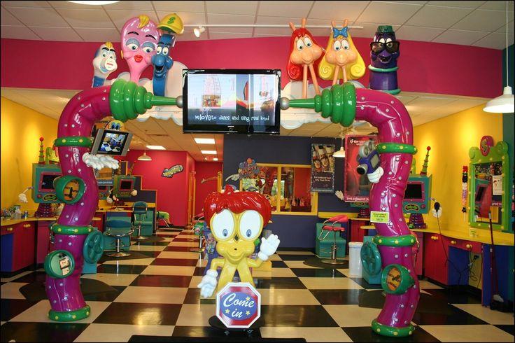 Kids Haircut Places