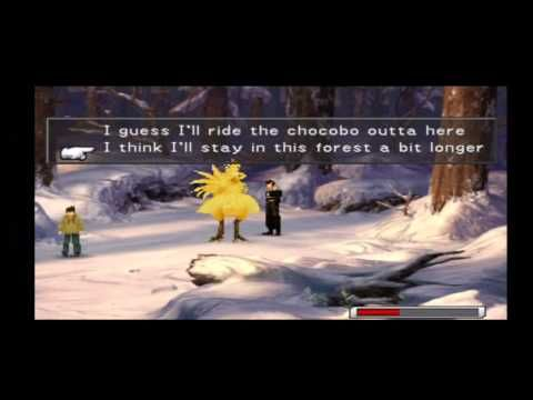 Final Fantasy VIII walkthrough - Part 31: Shumi village and Chocobo Fore...