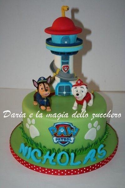 #Torta paw Patrol #Paw Patrol cake #Paw Patrol