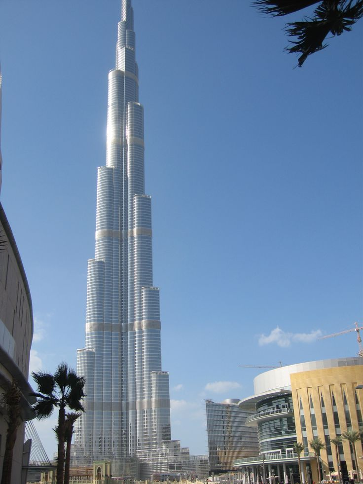 Burj Khalifa, world's highest building,UAE