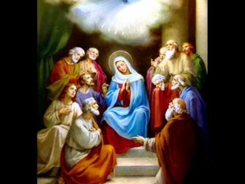 Il Santo Rosario - Misteri Gloriosi (o della Gloria) - (Mercoledi' e Domenica) - YouTube