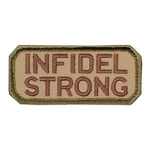 Infidel Patch | Military Patches | OPSGEAR.com