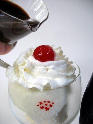 La Dame Blanche- Belgium's Hot Fudge Sundae | Big Red Kitchen - a regular gathering of distinguished guests