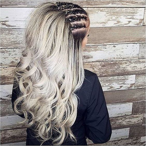 17+ göttliche Ideen für faule Frisuren - #faule #styles #goddess # ideas - #fris