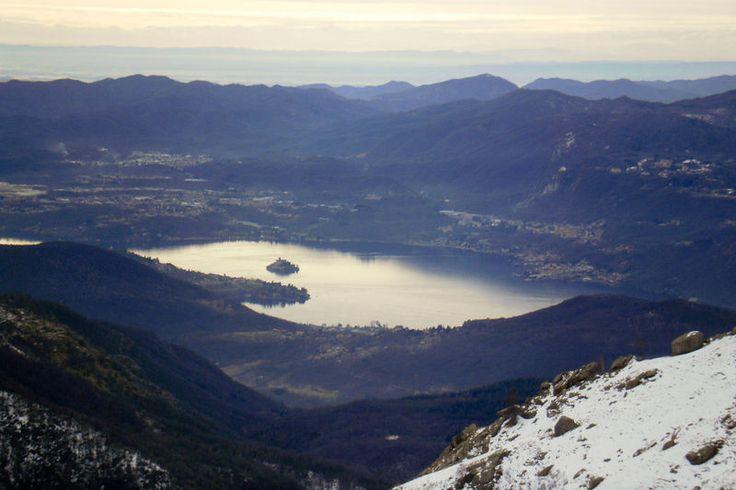 #Italy #North italy Piedmont Mottarone Lago d'Orta