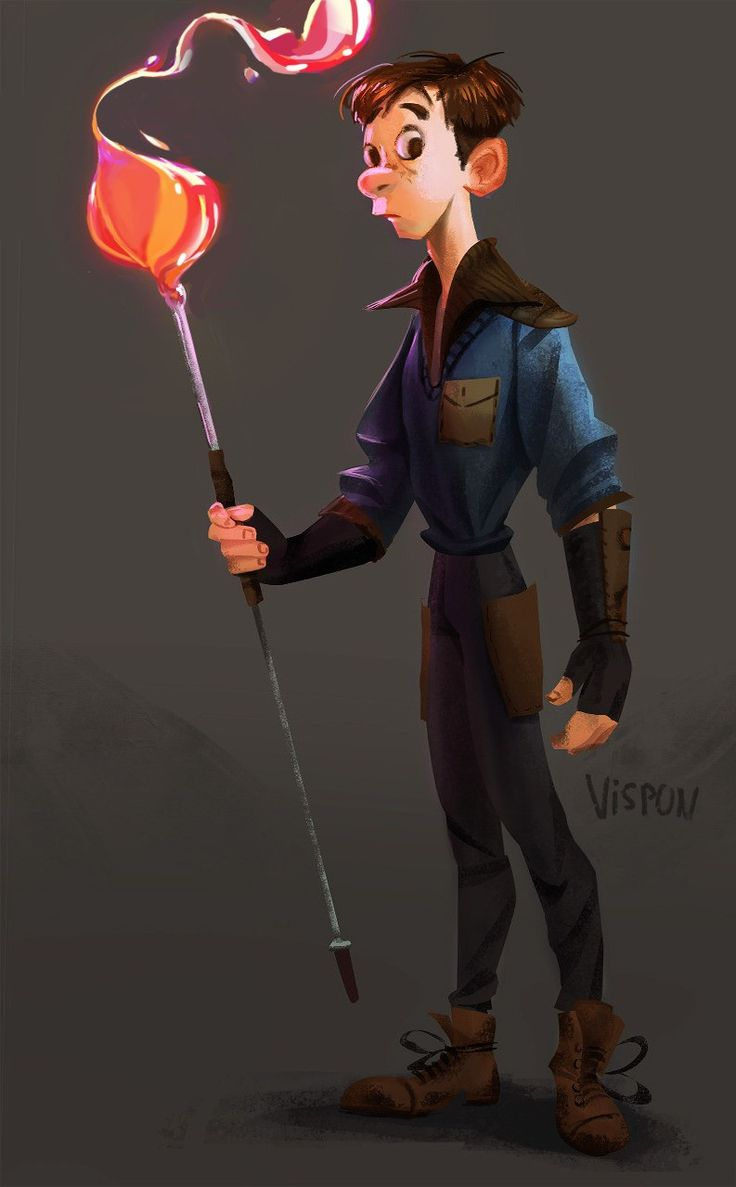 Glassblower Character for a new project. Based his outfit on 1930s pilot outfits and added armor-like elements. His body type leans towards ballet dancers, so the movements whilst blowing glass bubbles can look strong but elegant! Glasbläser visual development projekt für Animationsfilm  Http://vispon.com