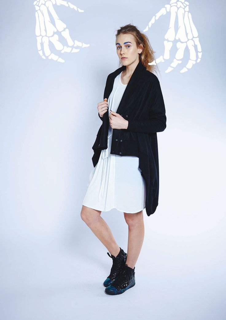 Maaike Clothing | New Zealand Sphere Jacket Receptor Dress