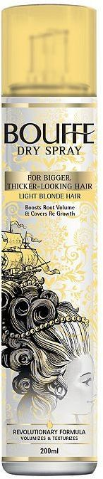 Pin for Later: Blondes Will Certainly Have More Fun After Using These Products BOUFFE Hair Thickening Spray Light Blonde BOUFFE Hair Thickening Spray Light Blonde (£6)
