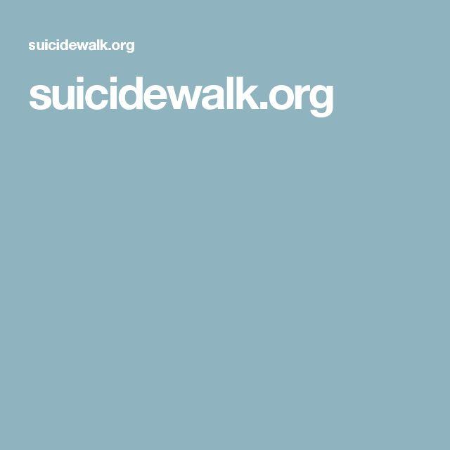 suicidewalk.org