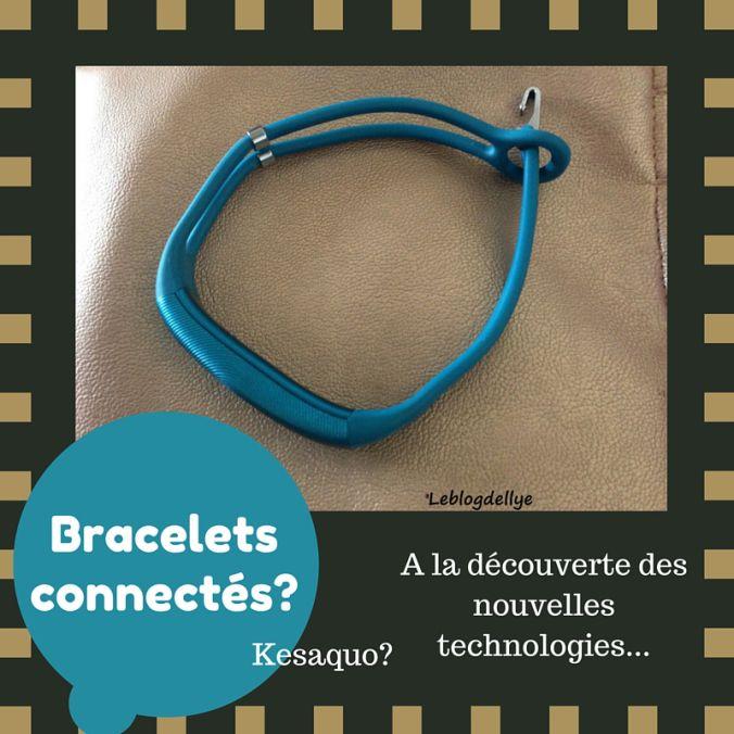 bracelets connectés, #running