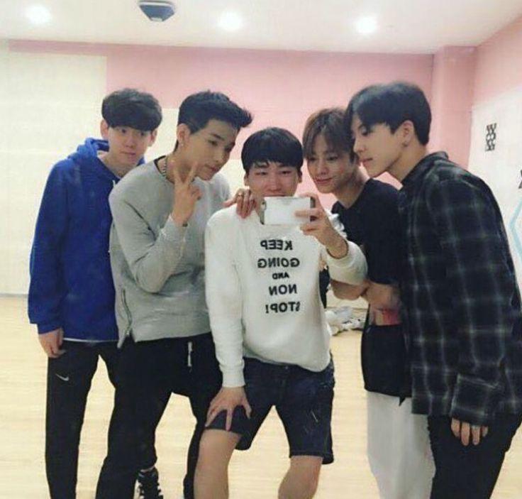 Louoon, Hongin, David and Sunghwan