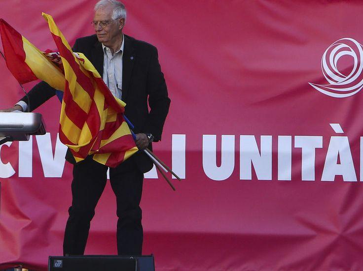 Borrell 'for president': el candidato ideal por el que no apostarán PSC ni PSOE