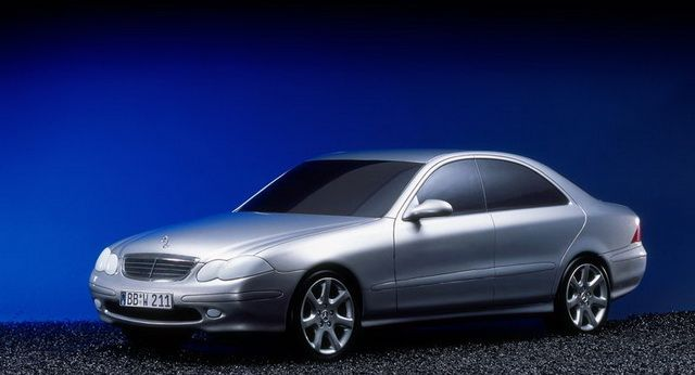 Mercedes-Benz W211 Prototypes