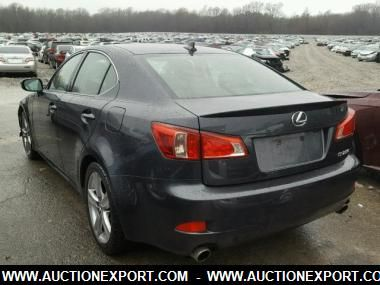 2011 Lexus IS 250 $2850 #auctionexport #dealers #usedcar #export #import #usa #canada